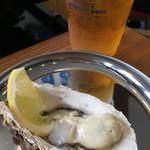 浜松かきセンター - 生牡蠣 的矢牡蠣