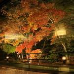 コンチネンタルルーム - レストランの窓から眺めることができる景色