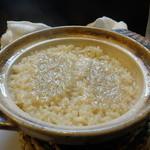 山猫軒 - 〆の雑炊