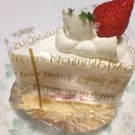 スイーツスイートフクダ - 料理写真:ショートケーキ