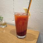 クックコープカフェ - トマト&ベリー