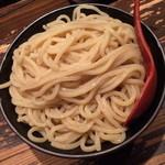 三田製麺所 - つけ麺大(400g)(730円)2014年11月