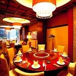 頤和園 - 内観写真:最大60名様まで着席可能な高級感あふれる部屋
