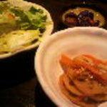 3284267 - サラダ、小鉢、漬物