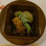 四季彩割烹いずみ - 豚の角煮(2014.10)