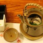 四季彩割烹いずみ - 土瓶蒸し(2014.10)