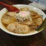 麺や 紡 - 淡成チャーシュー麺  2014/11月