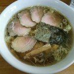 坂口ラーメン - 料理写真:チャーシュー麺