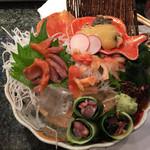 鯛のたい - 赤貝美味しかった(*^^*)       盛り付けも素敵〜^_^