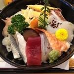 32846439 - ランチチラシ寿司