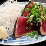 32847431 - 鰹タタキ定食