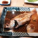 海鮮料理 鶴丸 - のどぐろ煮つけ