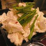平澤精肉店 - ホルモン焼き 味噌