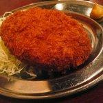 平澤精肉店 - 黄金メンチ