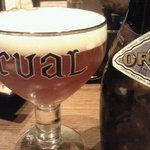 蘂 - ベルギービールが常時10種類以上