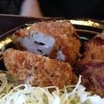 レストラン エデン - ふ厚い肉はひれかつ