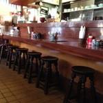 レストラン エデン - 椅子もレトロだね