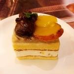 ジョフラン - 和栗のショートケーキ