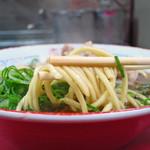 かわせ天王 - 極太アルデンテ麺!