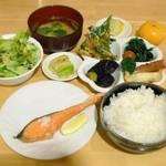乙女座宮 - 料理写真:2014.11.1 お夜食