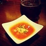 イル ジェンティーレ - 食前スープ