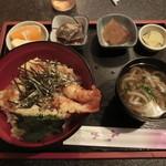 Kusunoki - 天ぷら定食