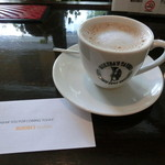 MOKUBA'S TAVERN - カフェオーレ