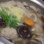32857509 - 水炊き、鍋