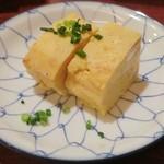 nagoyasaiseisakabamitsuemon - 卵焼き。