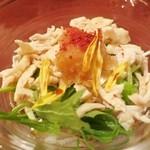 nagoyasaiseisakabamitsuemon - 彩りみつえもんサラダ。