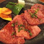 焼肉レストラン 八坂 あら川 - 和牛上ロース