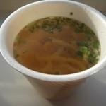 ローソン - 料理写真:さぬきうどん(おでん出汁たっぷり。)(笑)