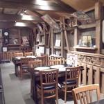 菊鮨 - 2階客席