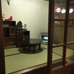 32859900 - 2014/11 昭和の雰囲気いっぱいの個室をキープ