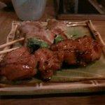 むさし - 小松菜巻と西京焼き