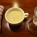 サンギュリエ - スープ