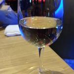 リブハウス オーシャンハウス - 丹波ワイン播磨産シャルドネ:800円