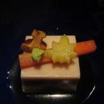 32861094 - お通し くるみ豆腐