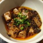 大天門 - 小鉢麻婆豆腐