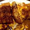 CoCo壱番屋 - 料理写真:ソースどぼちょはお約束(笑)