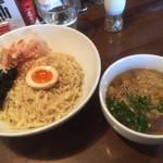 麺や ハレル家 - 肉つけそば醤油(850円)