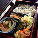レストラン きらり - きらり弁当 670円 (2014.11現在)