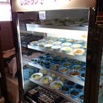 レストラン きらり - こんな感じは、いかにも官庁食堂さん(^^)
