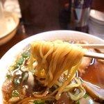 尾道文化ラーメン - 麺リフト~