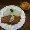 ビフテキ スケロク - 料理写真:ビフテキプレート1500円
