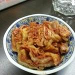 はる - 料理写真:キムチ