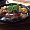 みるく亭 - 料理写真:サーロインステーキ(今日のランチ)