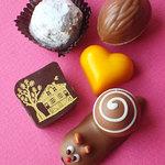 レダラッハ 青山店 - レダラッハのチョコ色々。