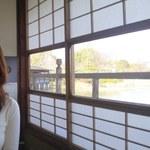 錦水亭 - 池ノ上の個室でいただきます