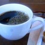 ヒーリングテラス - ホットコーヒー